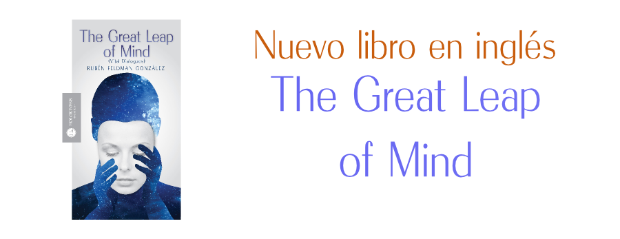 "BOOK IN ENGLISH: ""THE GREAT LEAP OF MIND"""